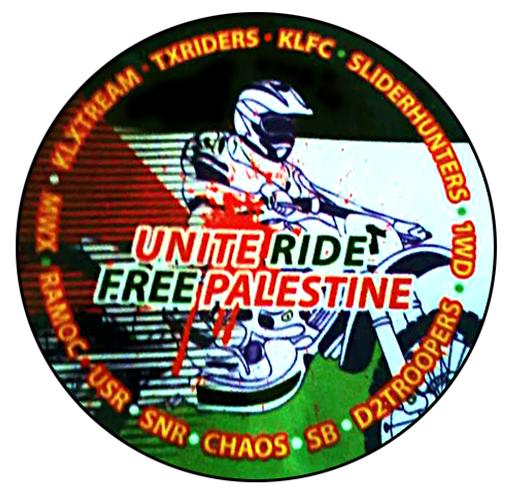 Gaza ride