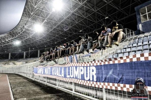 Cityboys - Kuala Lumpur Ultras (Kuala Lumpur)