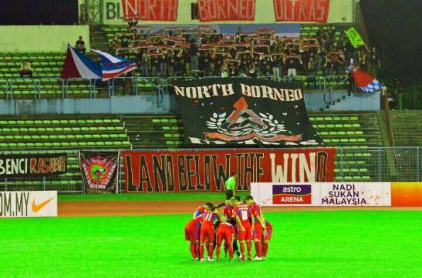 North Borneo Ultras (Sabah)